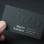 Embossing On Business Cards