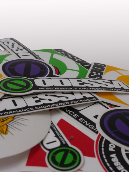 Color Sticker Printing