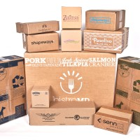 Custom Size Corrugated Boxes Printing Australia