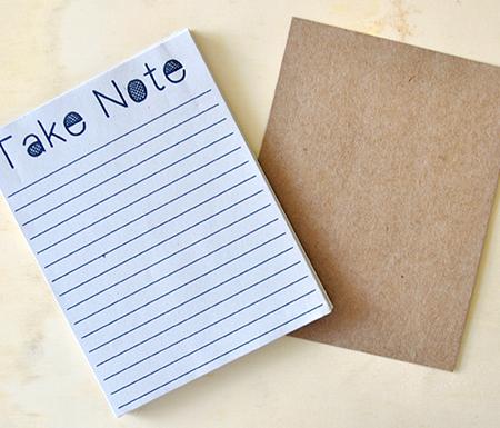 Notepads Printing
