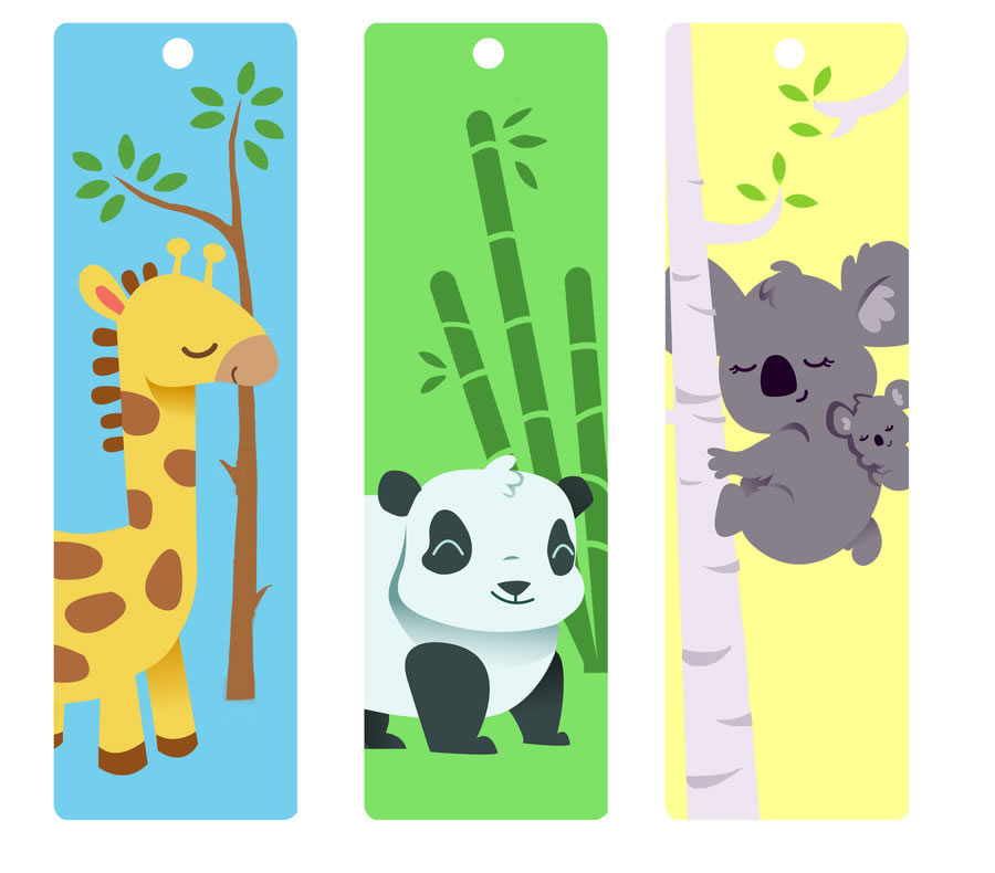 personalised bookmarks australia