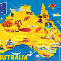 Full Colour Postcard Printing Australia