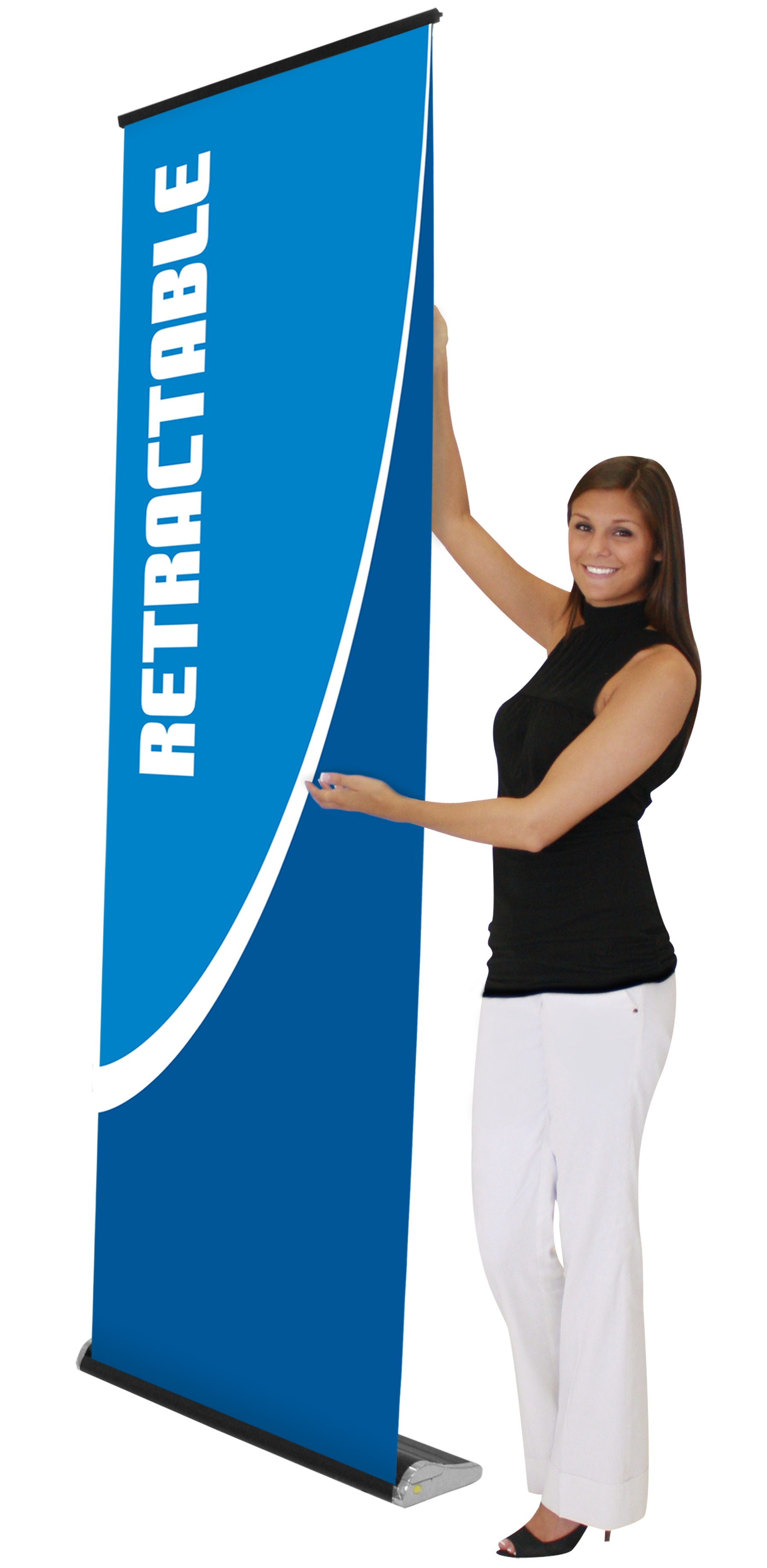 Indoor Banner Stand Pull Up Banners Melbourne Bee Printing - Vinyl banners australia