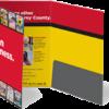 three panel Folders Printing Australia