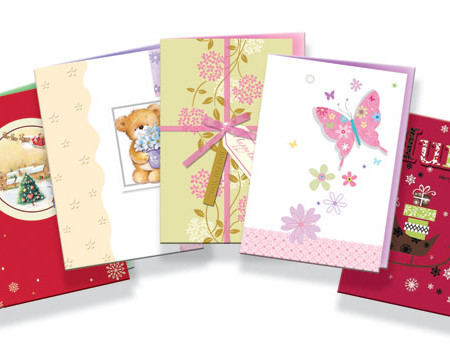 Custom greeting card printing sydney melbourne beeprinting cards greeting cards printing australia m4hsunfo