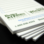 Colour Notepads Printing Australia