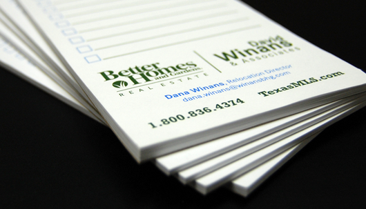 Print notepads online personalised notepads beeprinting australia colour notepads printing australia reheart Images