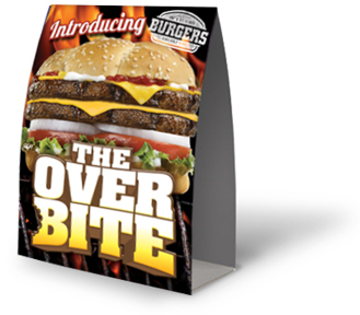 Table Tent Printing Services Online BeePrinting Australia - How to print table tents