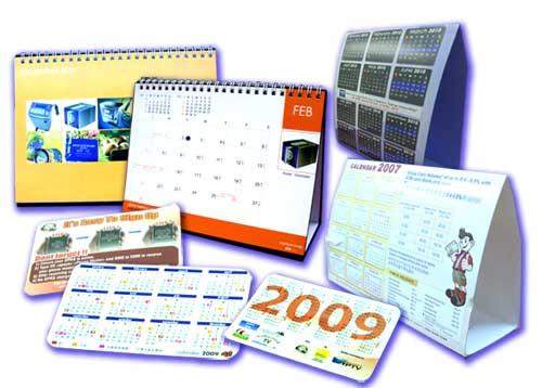 types of calendars