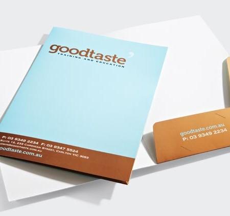 Presentation Folders Printing Australia