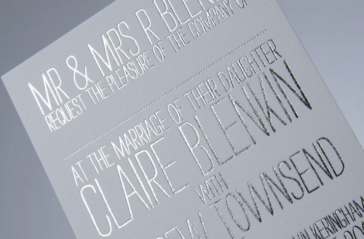 foil stamping gold foil printing brisbane beeprinting With foil stamped wedding invitations australia