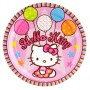 Birthday Party Round sticker Australia