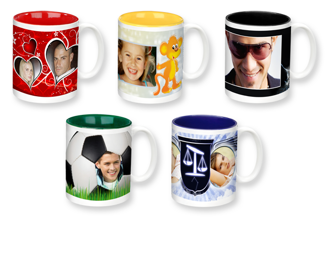 Personalised Mugs Australia Photo Mug Printing Beeprinting