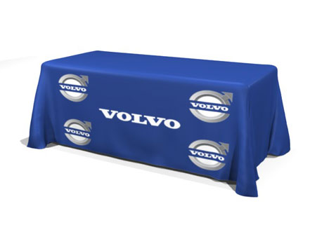 Custom Printed Trade Show Table Covers Australia Beeprinting