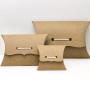 Custom Kraft Pillow Boxes