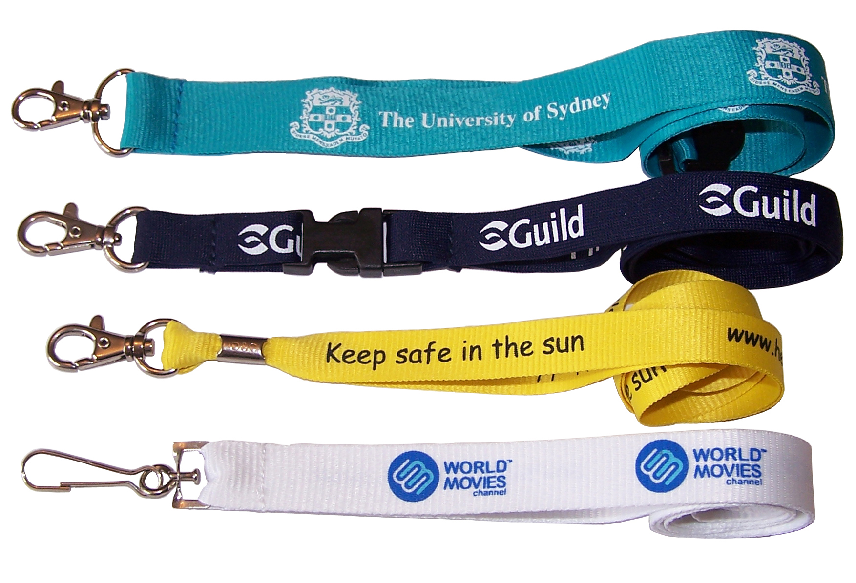 what is a lanyard used for